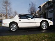 Chevrolet 1989 Chevrolet Corvette Base 2 door convertible